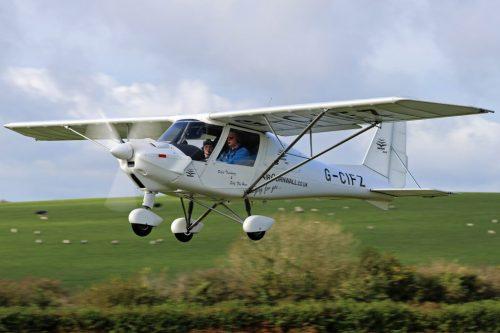 Ikarus Flight Experience